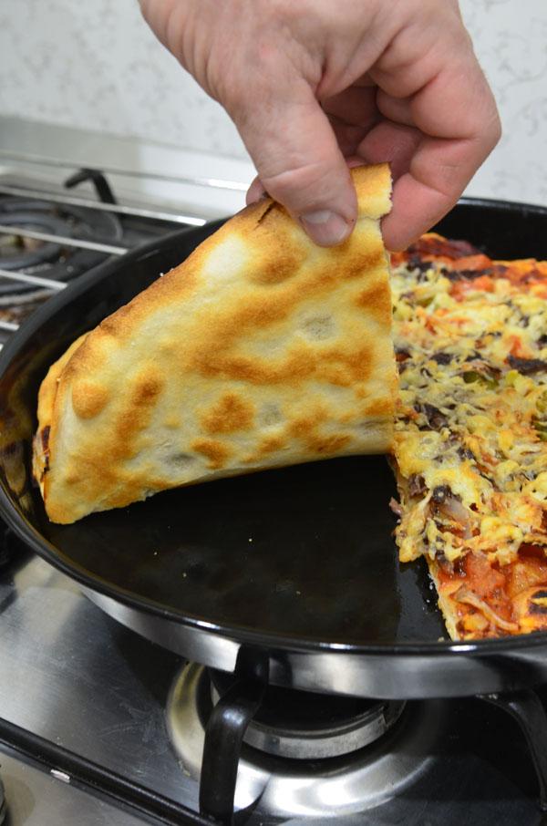 Как сделать чтобы пицца не пригорела 409